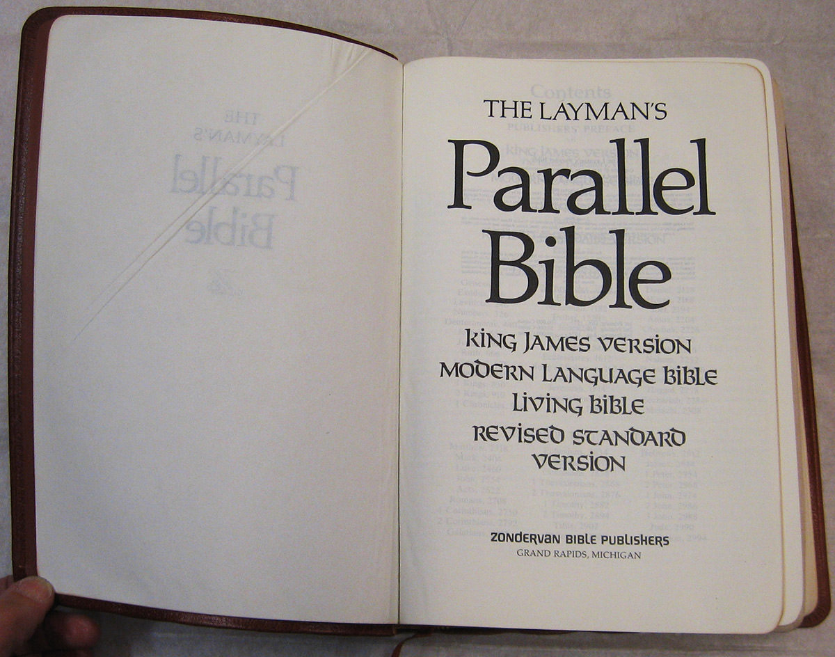The Layman's Parallel Bible